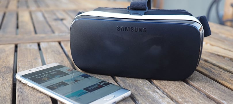Samsung Gear VR now works with the web's native VR format