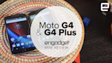 Motorola Moto G4 and G4 Plus Mini Review