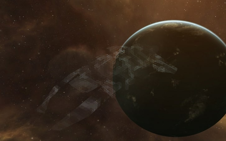 EVE Online improves cloaking graphics