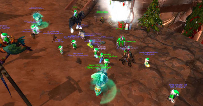 Breakfast Topic: Did you achieve your Winter Veil goals?