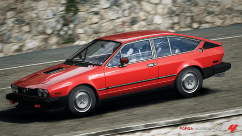 New 'March Pirelli' DLC for Forza 4 is basically a sack of cars