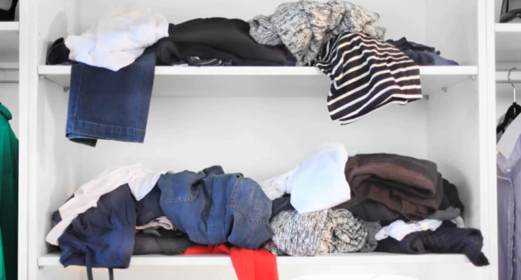 Shop this video: Organize your closet like a pro