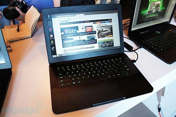 Razer puts 14-inch Blade up for pre-order