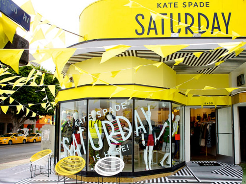 Kate Spade Saturday and Jack Spade to shut down all stores