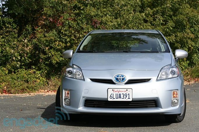 Toyota's new crash-avoidance technology takes control of the wheel
