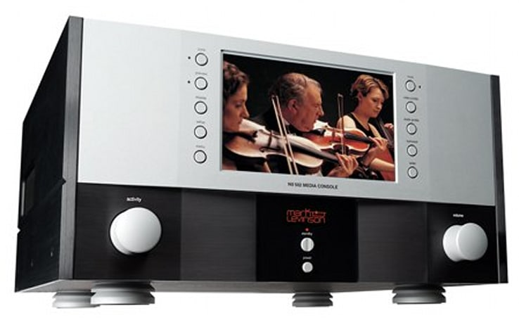 Mark Levinson ships activity-based No. 502 Media Console