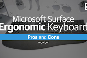 Microsoft Surface Ergonomic Keyboard: Pros and Cons