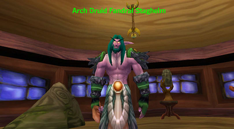 Ask a Faction Leader: Fandral Staghelm