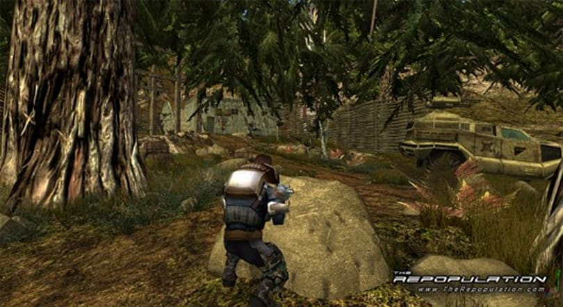 The Repopulation adds action mode combat toggle, military system