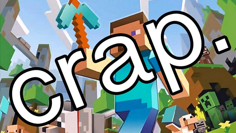 Bad App Reviews: Minecraft