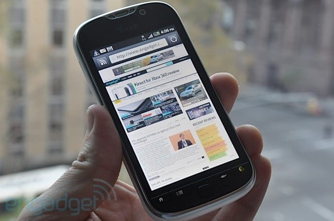 Gingerbread heads to T-Mobile myTouch 4G starting today, won't stop anytime soon
