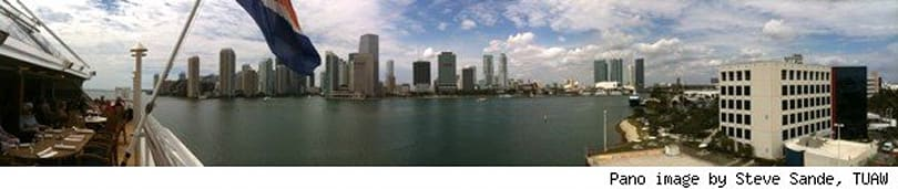 Panoramic iPhone photo app Pano updated to 4.0, on sale now