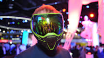 Recon's HUD mask transfers your gaming skills to paintball