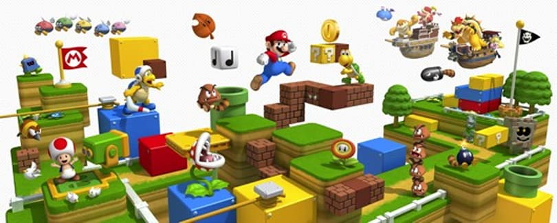 Super Mario 3D Land review: Depths worth plumbing