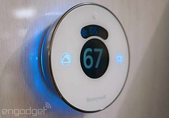 Honeywell's Lyric thermostat is a worthy Nest competitor (hands-on)