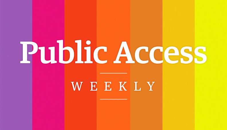 The Public Access Weekly: Everyday robots