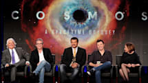 'Cosmos' brings Neil deGrasse Tyson's moustache to Blu-ray and DVD in June