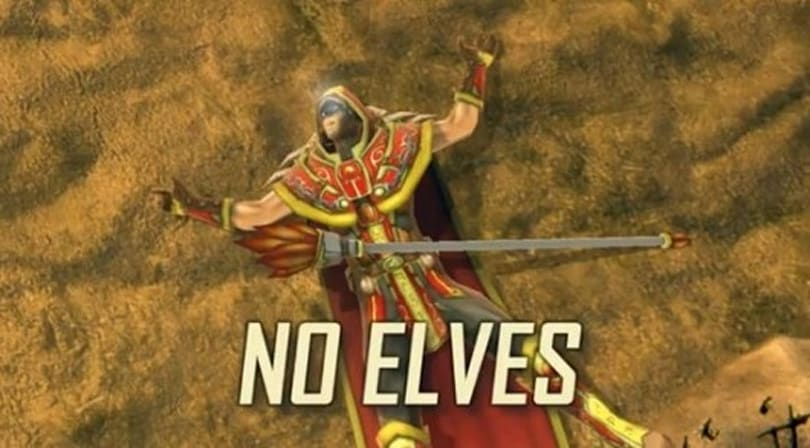 The Daily Grind: Are you pro-elf or anti-elf?