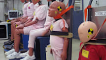 GM's new crash test dummies can say 'ouch!' 10,000 times a second