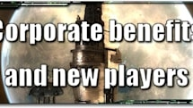EVE Evolved: Corporate benefits and new players