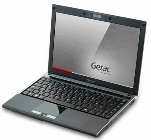 """Getac 9213 """"business rugged"""" laptop tones down the toughness, the ugly"""