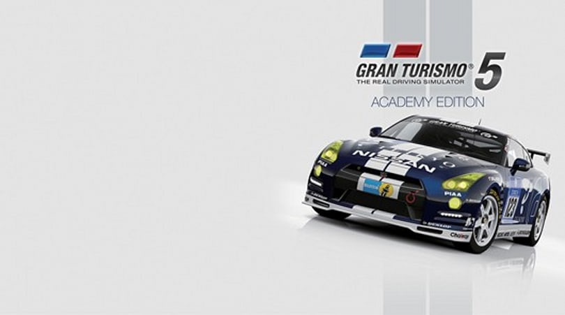 Gran Turismo 5 'Academy Edition' racing to stores on September 26