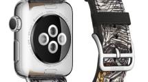 Mit Leopard: Neues Hermès-Band für die Apple Watch