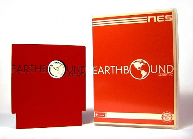 Buy us this Earthbound Zero NES reproduction cart