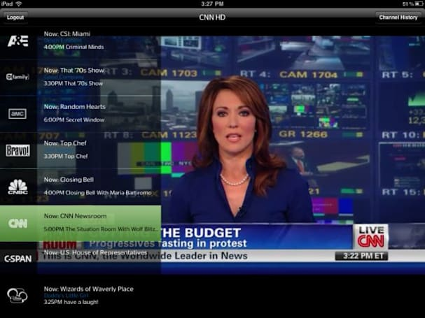 Time Warner, Viacom legal spat over live streaming to iPad comes to a standstill