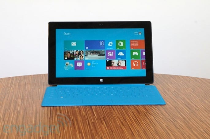 Microsoft will give 10,000 Surface tablets to educators attending ISTE