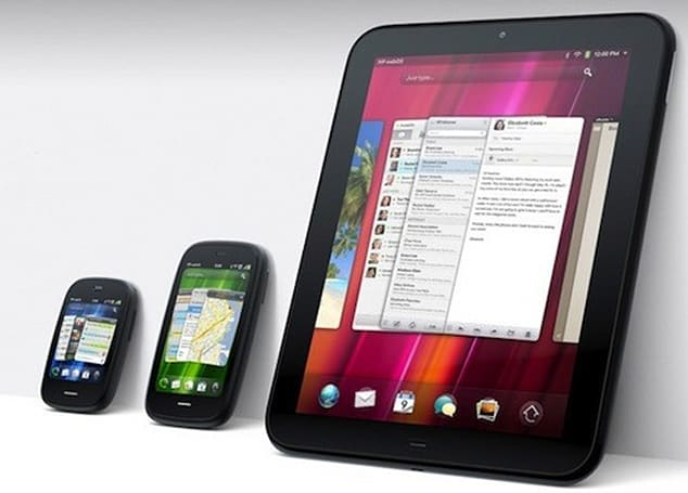 HP tempts webOS early adopters to buy a TouchPad with $50 rebate