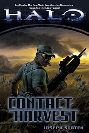 New Halo novel Contact Harvest debuts Oct. 30th