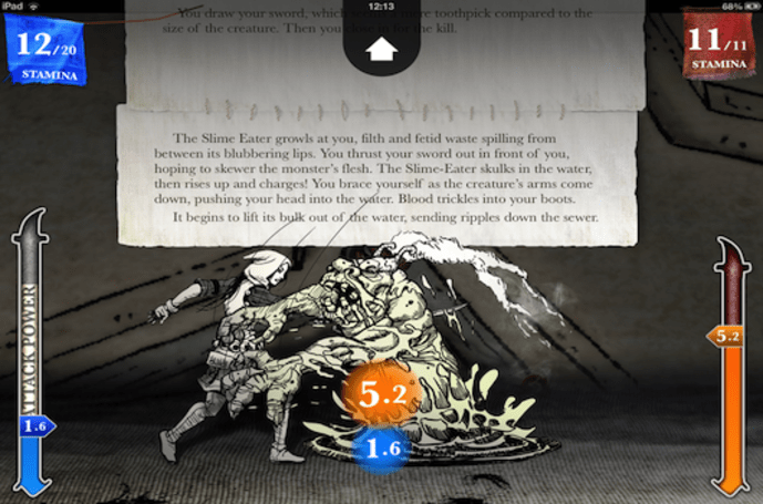 Sorcery! Part 2 to weave its tale in November, Part 1 gets update