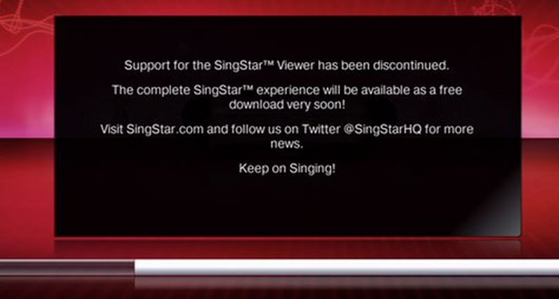 SingStar becoming a 'free download,' mic still required