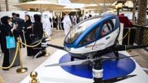 In Dubai heben diesen Sommer die ersten Passagier-Drohnen ab