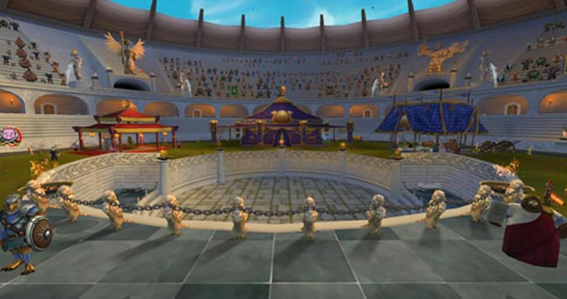 Pirate101's spring 2014 update is live
