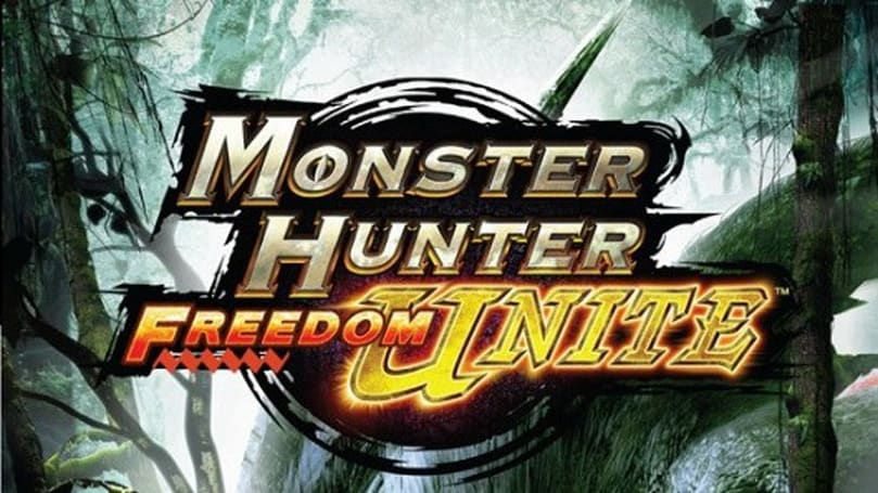Monster Hunter Freedom Unite and other Capcom PSP games on sale