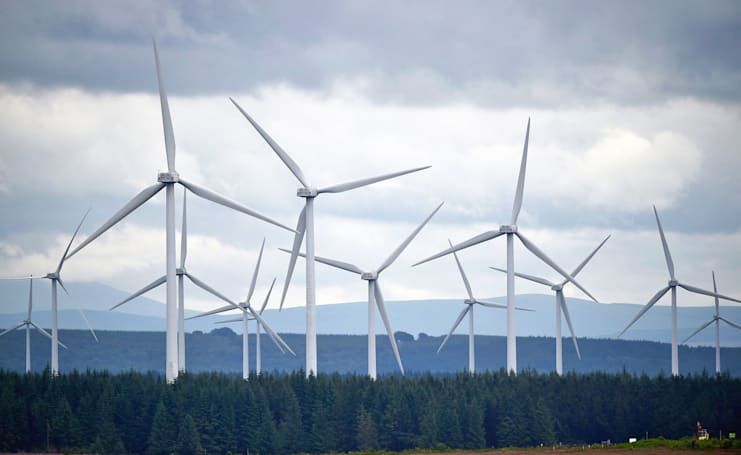 England isn't windy enough for new turbines, claims industry boss