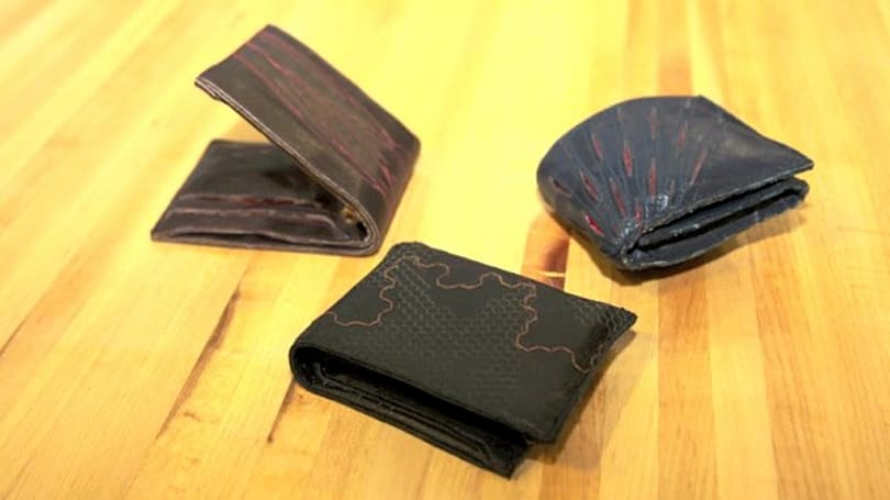 Proverbial Wallets make your metaphysical money a little more tangible