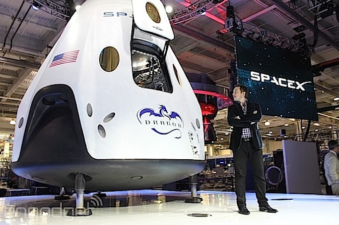 SpaceX's manned Dragon capsule gets its first real test on May 6th