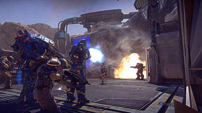 SOE releases new PlanetSide 2 video, details video contest