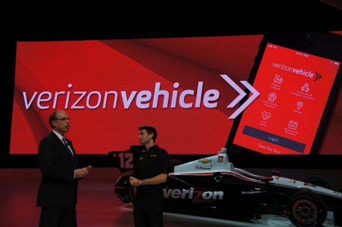 Verizon Vehicle: a network connection for any car, even yours