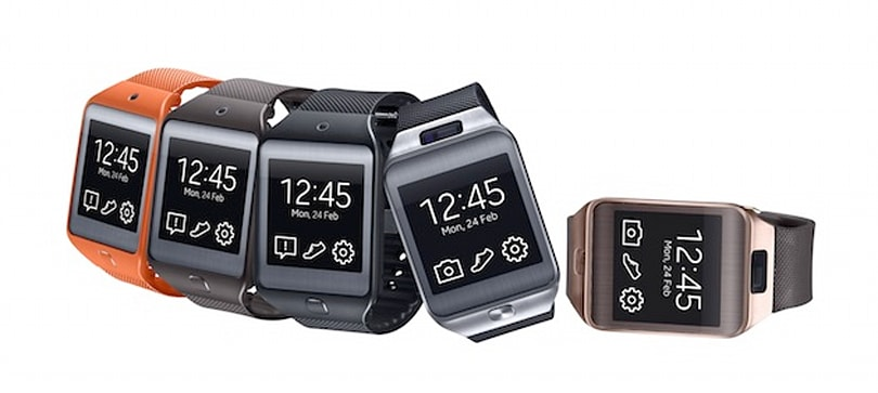 Samsung Gear 2 smartwatches coming in April with Tizen OS and better battery life