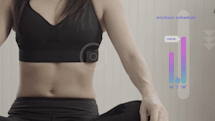 OMsignal's biometric sports bra hits stores this spring