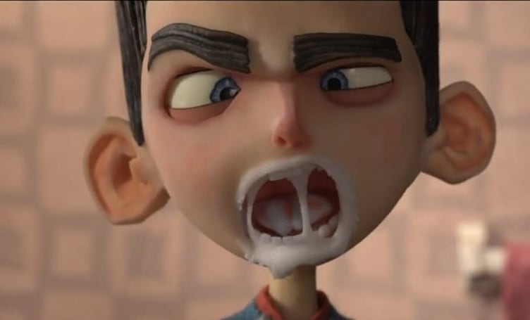 Stop motion animated film ParaNorman taps 3D printers to create 31,000 unique facial features