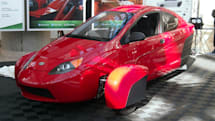 You can drive the Elio in 41 states without a motorcycle license