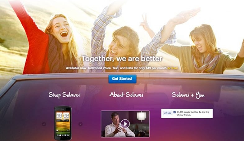 Solavei MVNO will pay you when your friends sign up, $49 a month all-in for those without any
