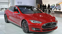Tesla narrowly missed its 2016 sales targets