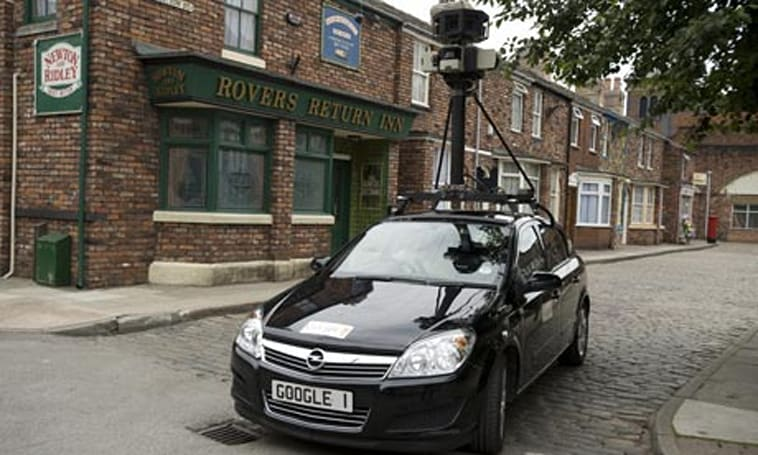 Google ends Street View litigation in the US, agrees to destroy collected data and pay $7 million fine