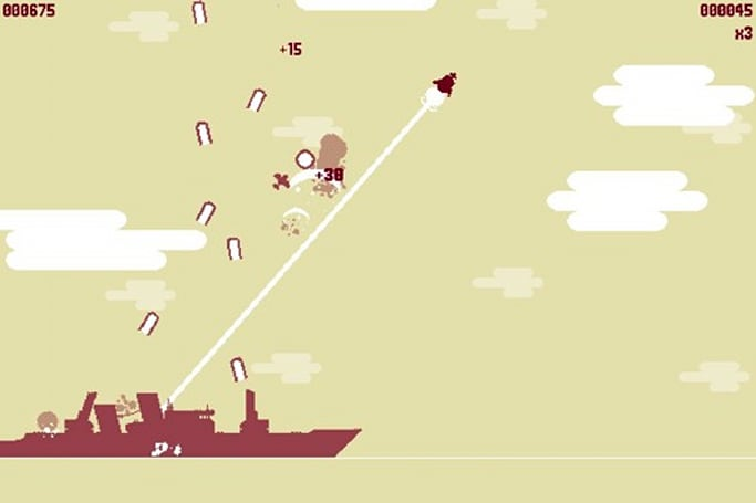 Luftrausers lives up to its arcade potential